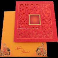 Sikh Wedding Cards - SWC-18081