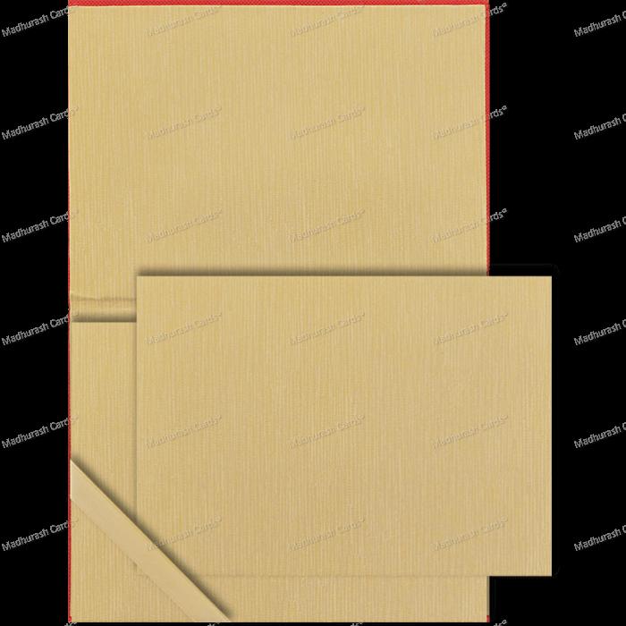 Hindu Wedding Cards - HWC-18082 - 4