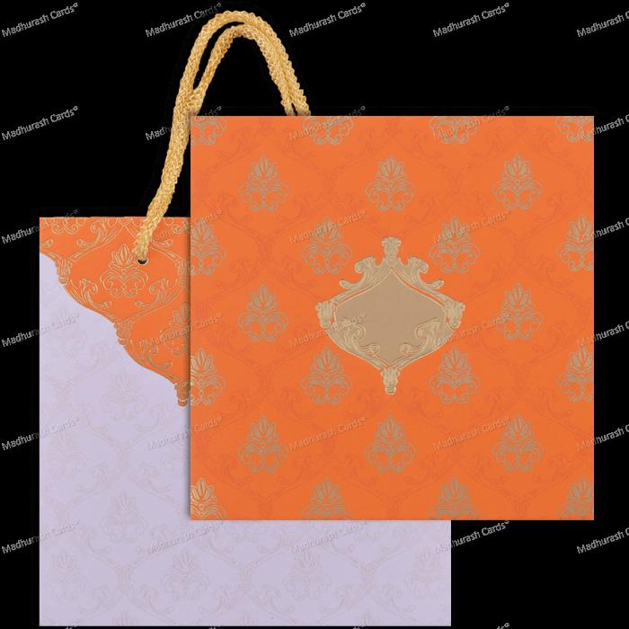 Muslim Wedding Cards - MWC-18123