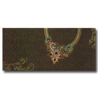 Designer Wedding Cards - DWC-4044