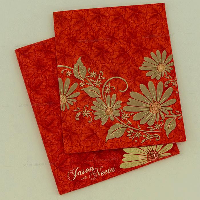 test Sikh Wedding Cards - SWC-18136