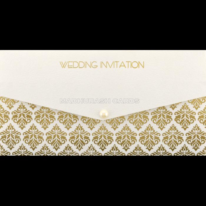 Muslim Wedding Cards - MWC-18164