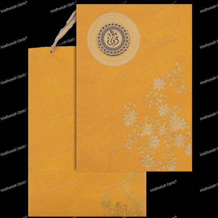 Hindu Wedding Cards - HWC-18192