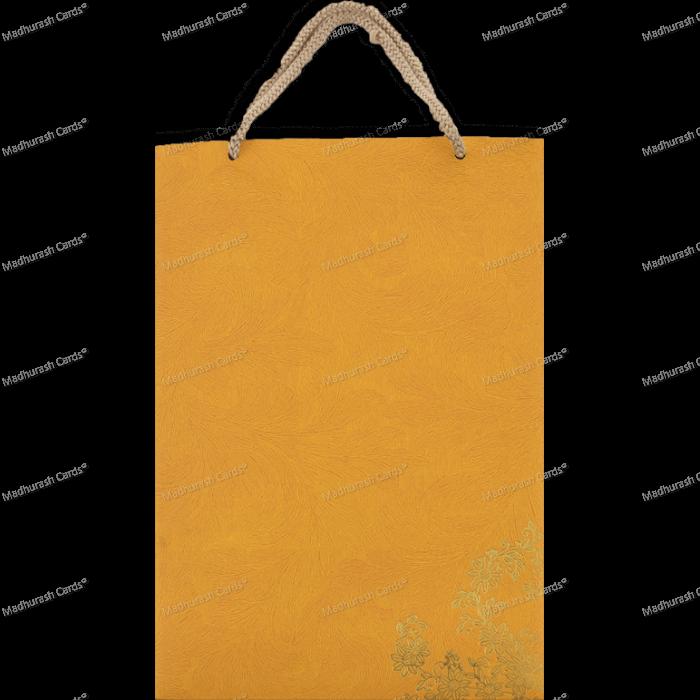 Hindu Wedding Cards - HWC-18192 - 3