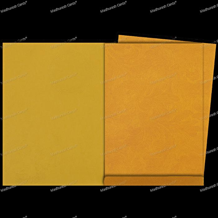 Hindu Wedding Cards - HWC-18192 - 4