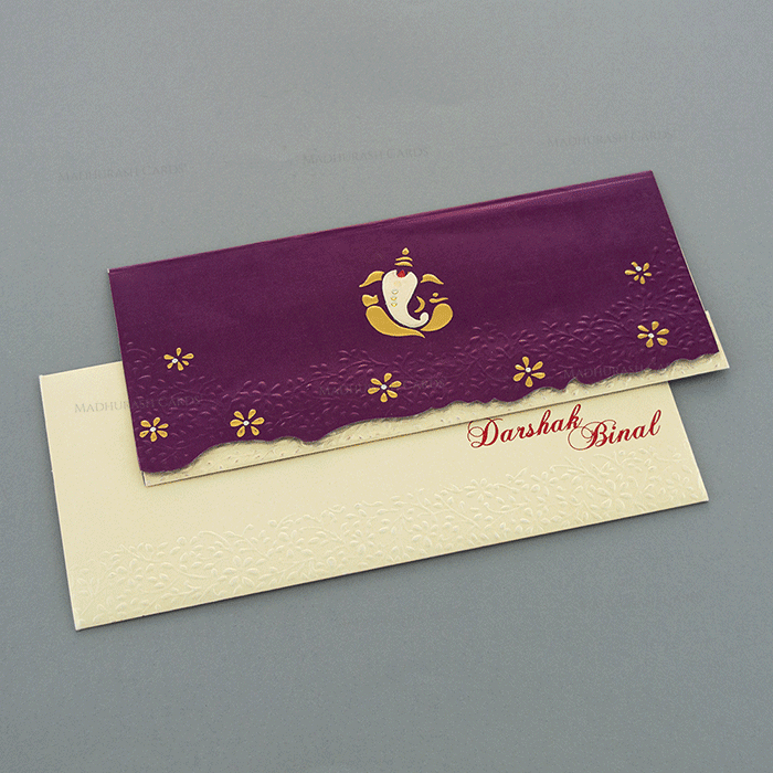Hindu Wedding Cards - HWC-4063