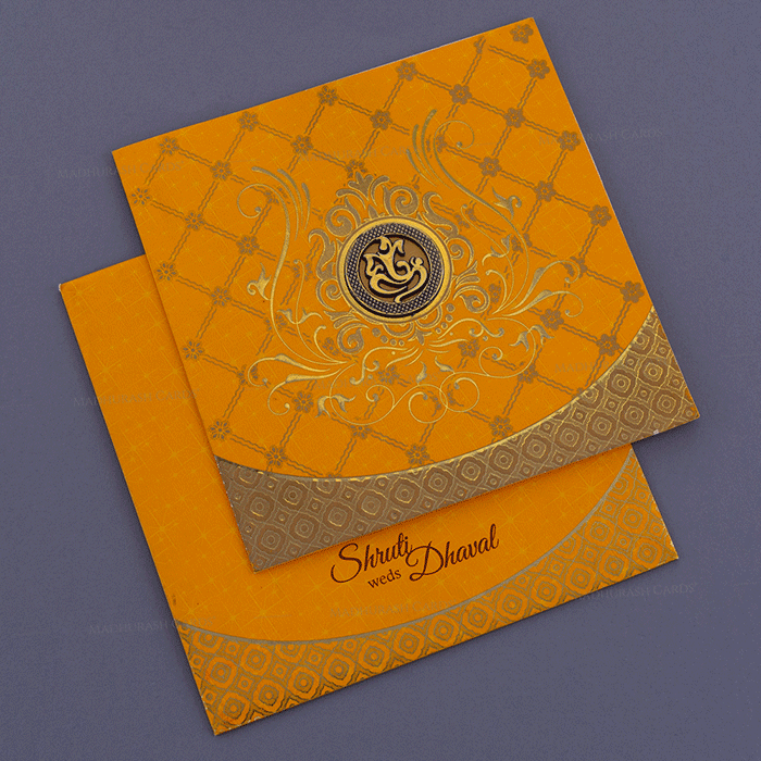test Hindu Wedding Cards - HWC-18211