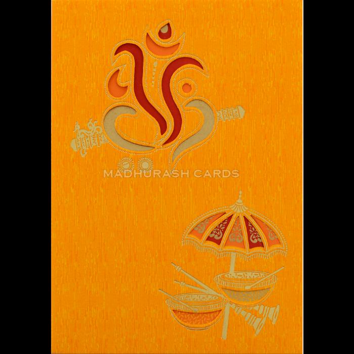 Hindu Wedding Cards - HWC-18227