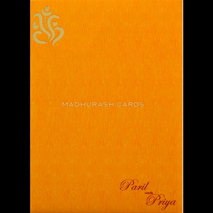 Hindu Wedding Cards - HWC-18227 - 3