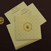 Hindu Wedding Cards - HWC-18235