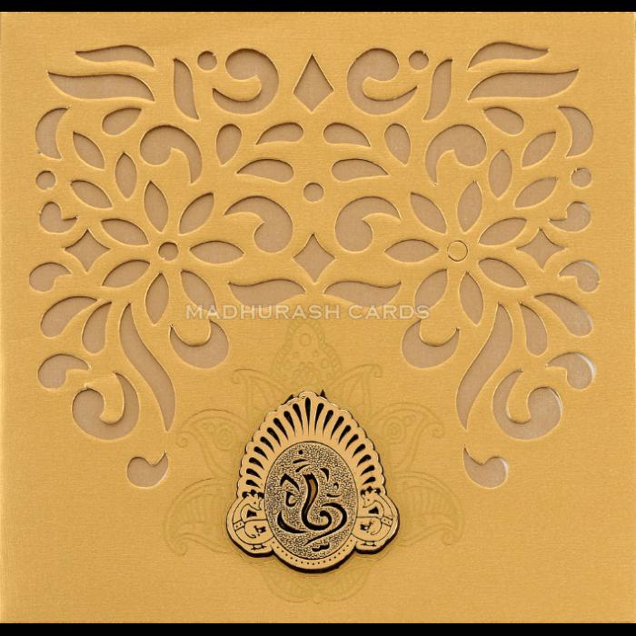 Hindu Wedding Cards - HWC-18254
