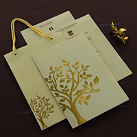 Hindu Wedding Cards - HWC-18204