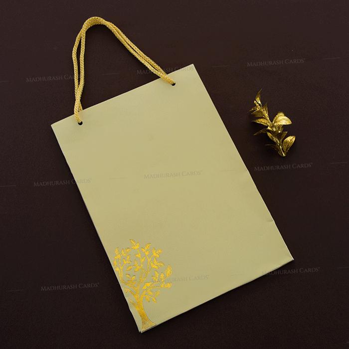 Hindu Wedding Cards - HWC-18204 - 3