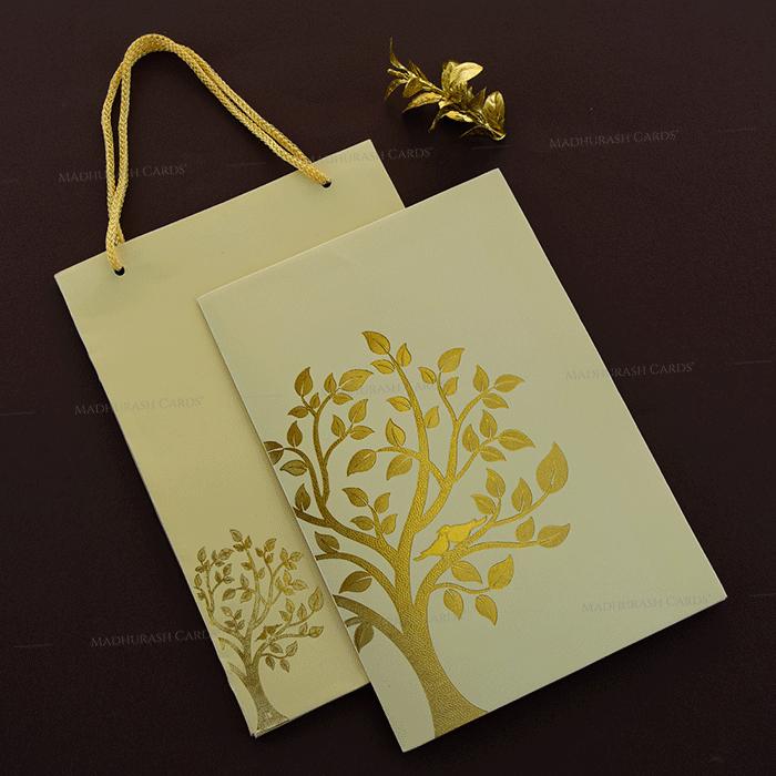 test Designer Wedding Cards - DWC-18204