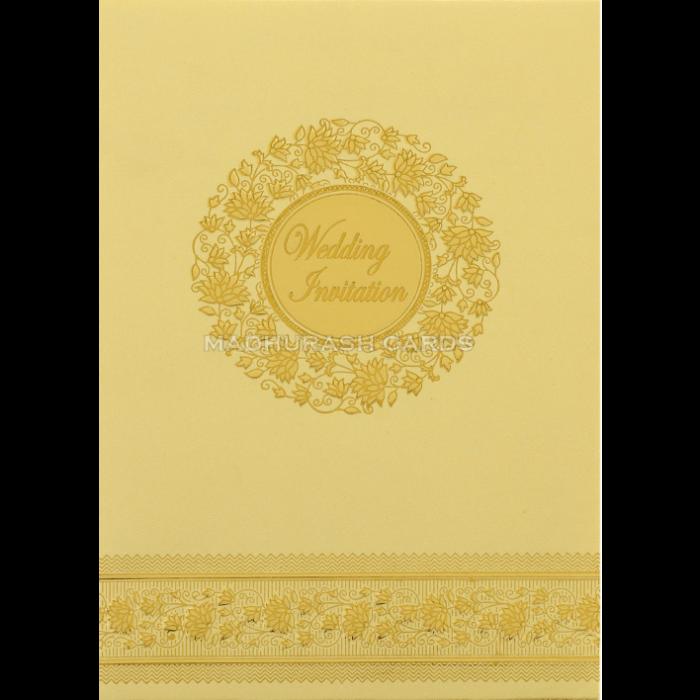 Hindu Wedding Cards - HWC-18219