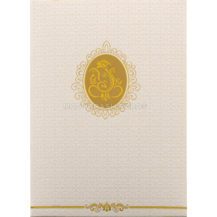 Hindu Wedding Cards - HWC-18233 - 2