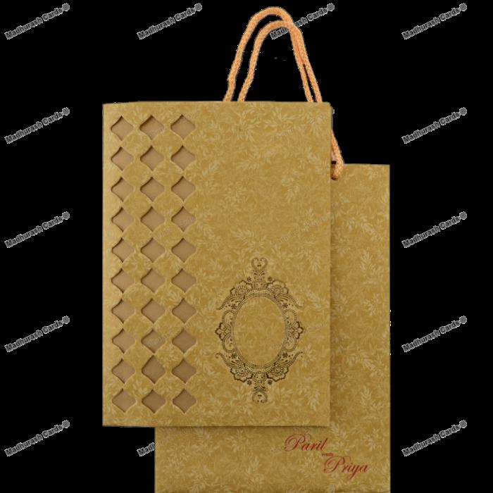 Muslim Wedding Cards - MWC-18249 - 5