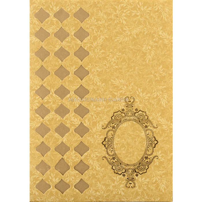 Hindu Wedding Cards - HWC-18249