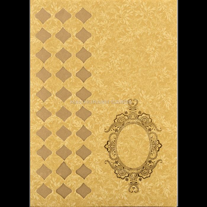 test Christian Wedding Cards - CWI-18249