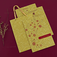 Hindu Wedding Cards - HWC-18255
