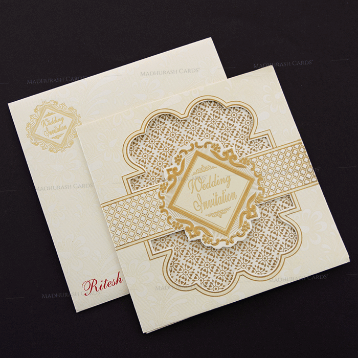 Hindu Wedding Cards - HWC-18270