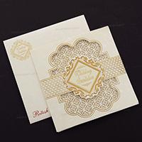 Sikh Wedding Cards - SWC-18270