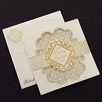 Christian Wedding Cards - CWI-18270