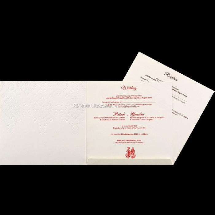 Sikh Wedding Cards - SWC-18276 - 4