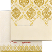 Christian Wedding Cards - CWI-18276
