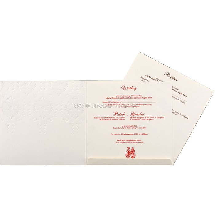 Multi-faith Invitations - NWC-18276 - 4