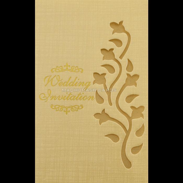Hindu Wedding Cards - HWC-18278