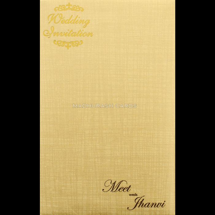 Hindu Wedding Cards - HWC-18278 - 3