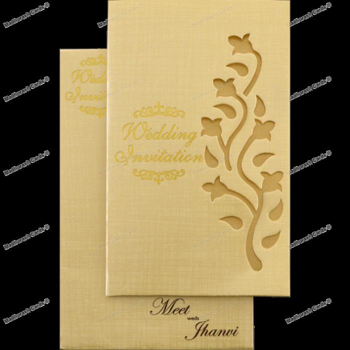 Hindu Wedding Cards - HWC-18278 - 5