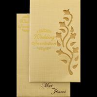 Sikh Wedding Cards - SWC-18278