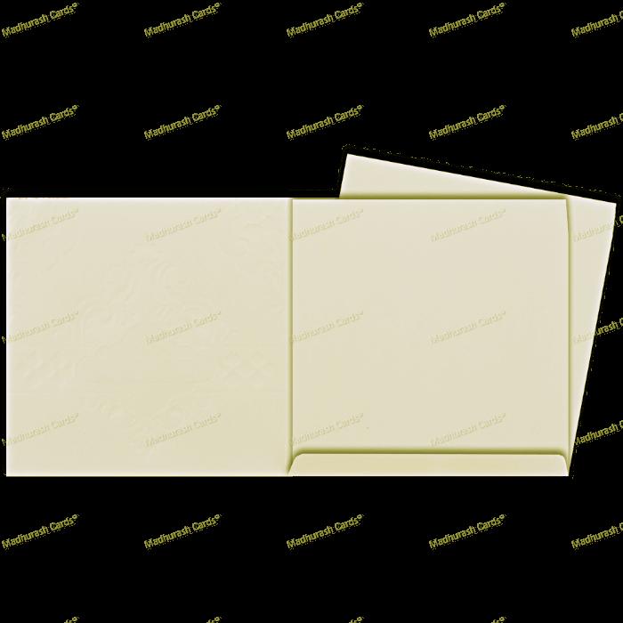 Muslim Wedding Cards - MWC-18294 - 5
