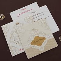 Sikh Wedding Cards - SWC-18294