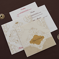 Christian Wedding Cards - CWI-18294