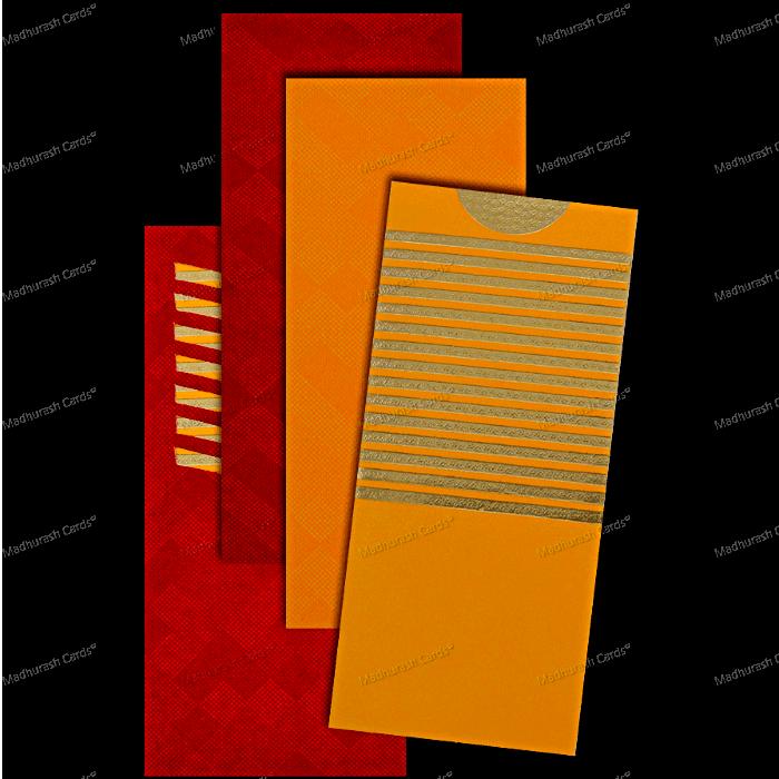 Muslim Wedding Cards - MWC-18301 - 4
