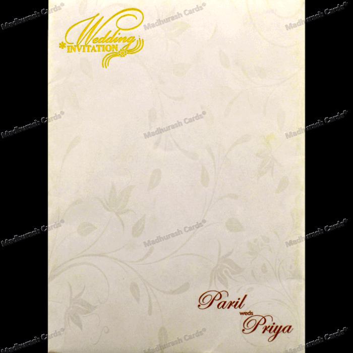 Sikh Wedding Cards - SWC-18303 - 3