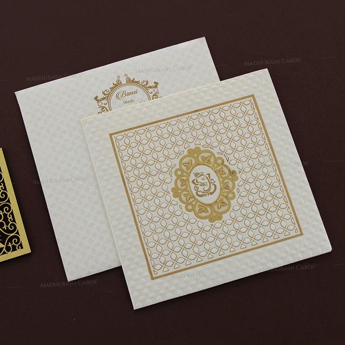 Muslim Wedding Cards - MWC-18291
