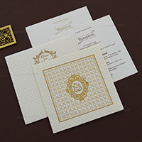 Hindu Wedding Cards - HWC-18291