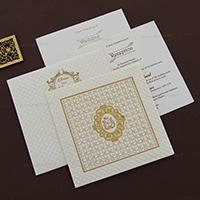 Sikh Wedding Cards - SWC-18291