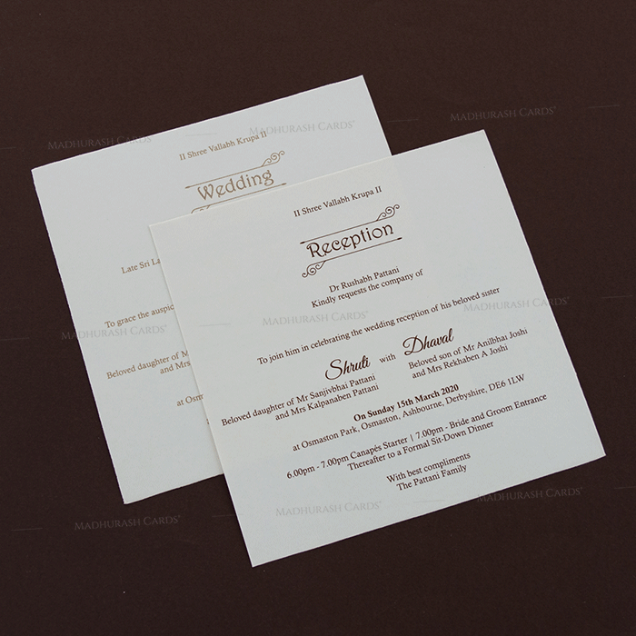 Multi-faith Invitations - NWC-18291 - 4