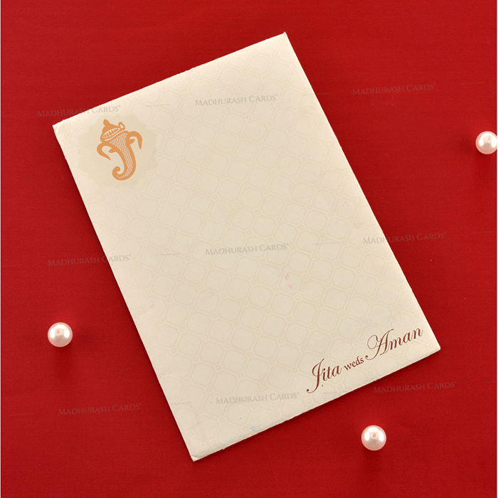 Hindu Wedding Cards - HWC-18238 - 3