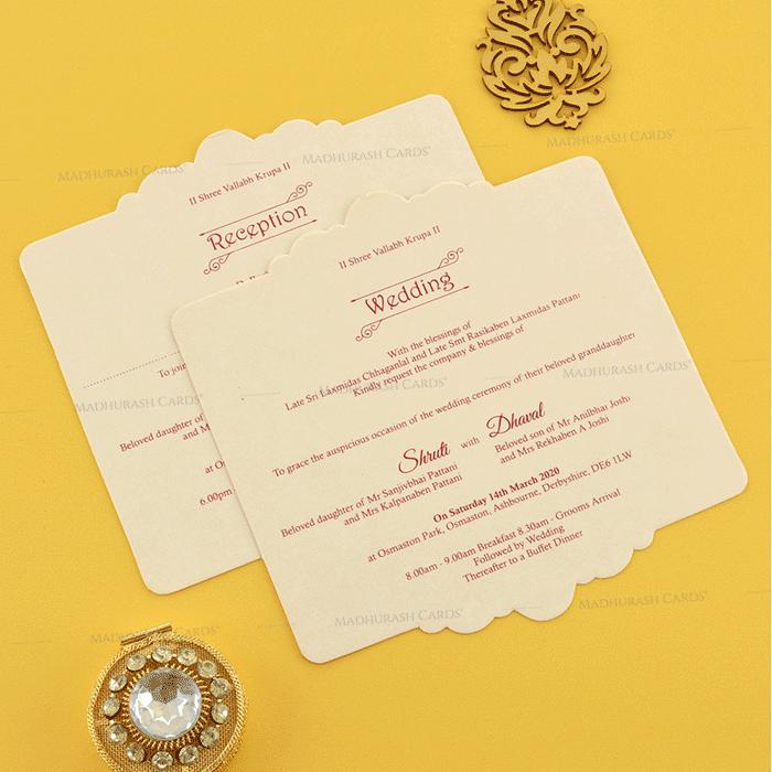 Thread Ceremony Invites - TCI-18111 - 5