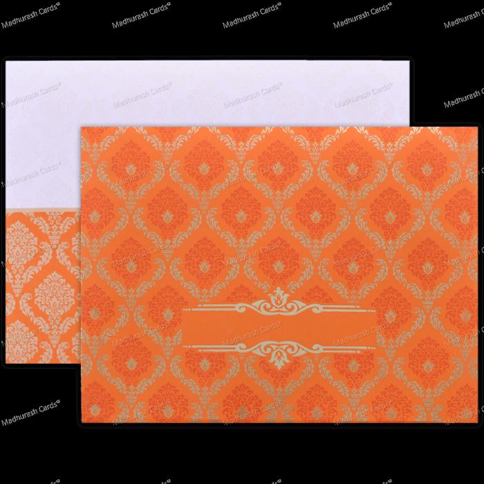 test Hard Bound Wedding Cards - HBC-18033