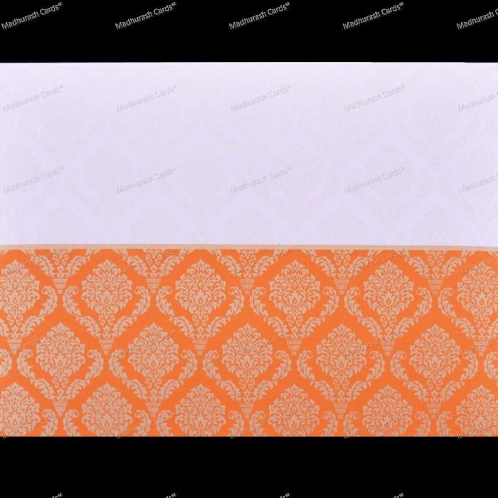 Hard Bound Wedding Cards - HBC-18033 - 3
