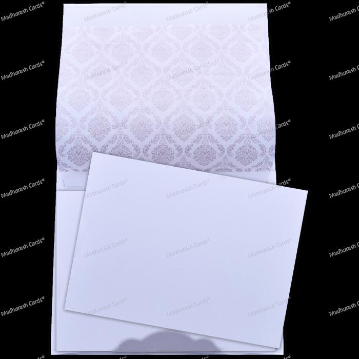 Hard Bound Wedding Cards - HBC-18033 - 4