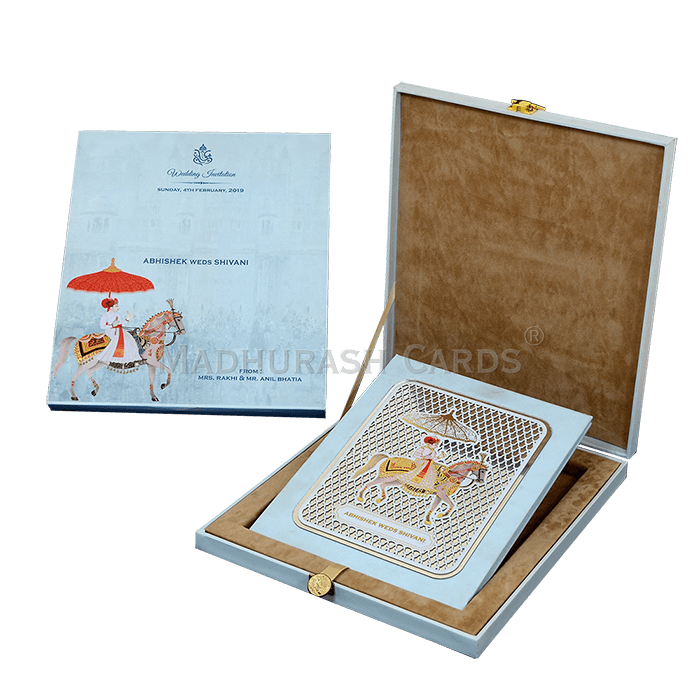 Luxury Wedding Cards - LWC-01 - 3