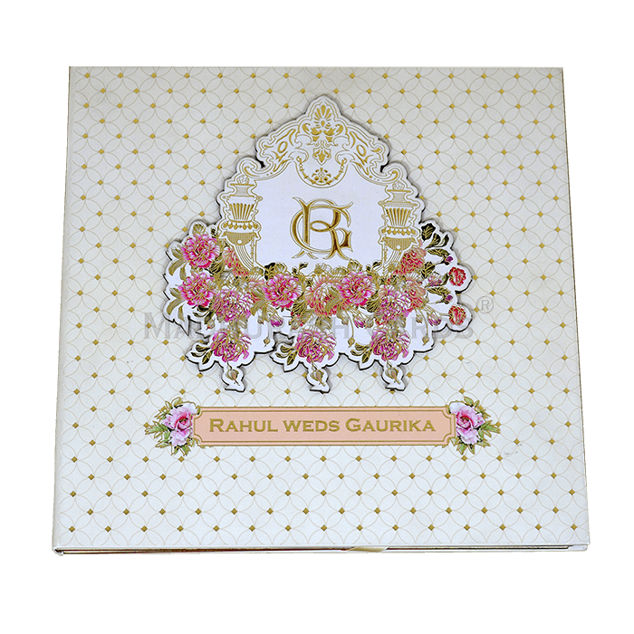 Luxury Wedding Cards - LWC-15 - 2